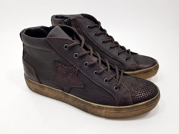 Sneaker alta Donna