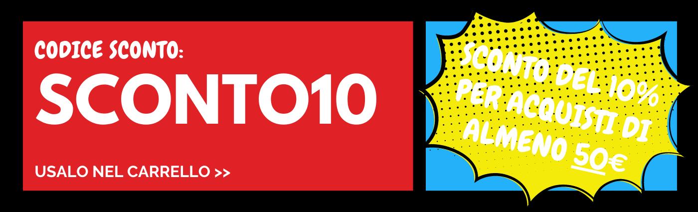 SCONTO10